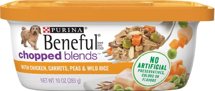 Purina Beneful Prepared Meals.