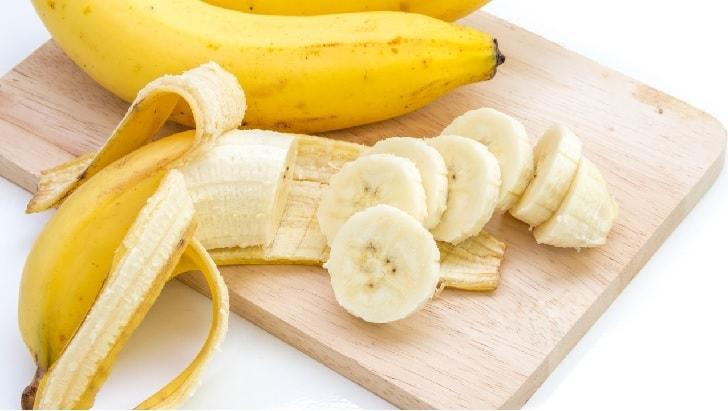 Banana Pieces.