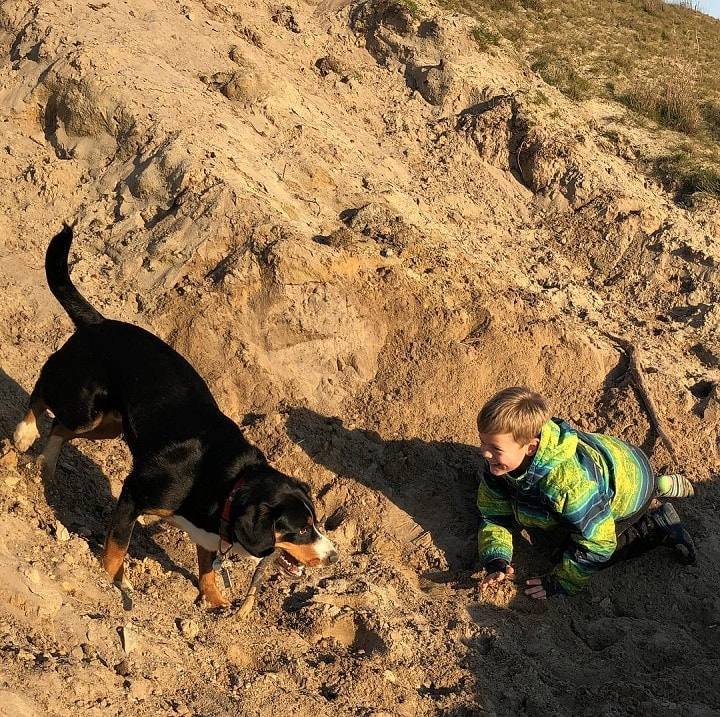 Entlebucher Mountain is child-friendly