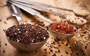 methods and ways of feeding quinoa