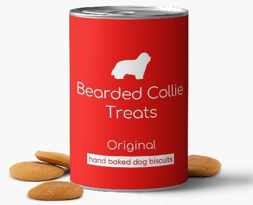 Bearded Collie treats